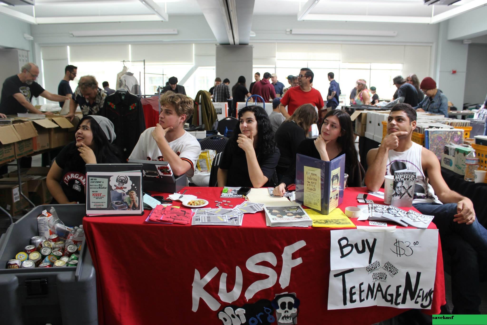 Denda $50,000 Menyelesaikan Transfer KUSF di San Francisco